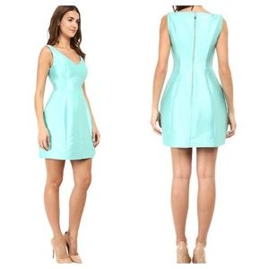 Kate Spade Structured Mini Dress Size 10